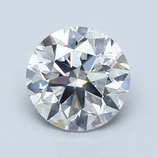 推薦鑽石 #2: 1.50  克拉圓形切割