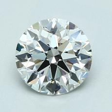 Recommended Stone #2: 1,40-Carat Round Cut