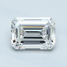 1.02 Carat 綠寶石 Diamond 非常好 E VVS1