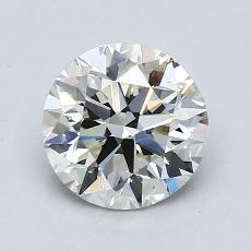 Recommended Stone #3: 1,50-Carat Round Cut