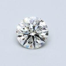 推薦鑽石 #4: 0.55  克拉圓形切割