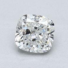 推薦鑽石 #4: 1.02 克拉墊形切割