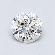 1,00 Carat Rond Diamond Bonne I VS2