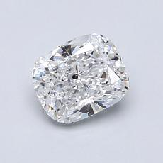 Recommended Stone #1: 0.96-Carat Cushion Cut