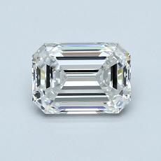 1.03 Carat 綠寶石 Diamond 非常好 F VVS2