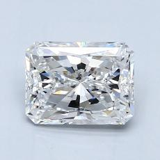 Recommended Stone #4: 1.09-Carat Radiant Cut
