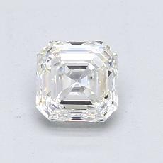 推薦鑽石 #1: 1.03 Carat Asscher Cut
