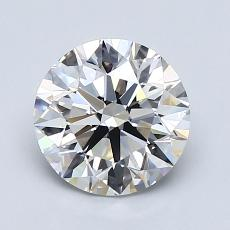 Recommended Stone #4: 1.51-Carat Round Cut