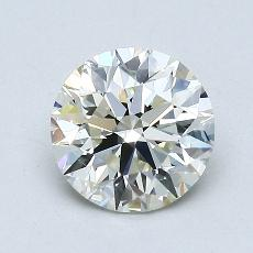 Recommended Stone #2: 1.09-Carat Round Cut