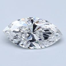 Recommended Stone #3: 1.50-Carat Marquise Cut