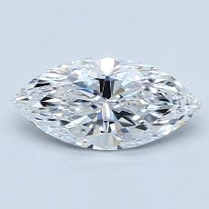 Recommended Stone #4: 1.01-Carat Marquise Cut