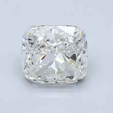 推荐宝石 3:1.50 克拉垫形切割