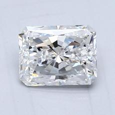 Recommended Stone #3: 1.09-Carat Radiant Cut