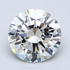 Recommended Stone #4: 2.01-Carat Round Cut