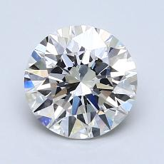Recommended Stone #4: 1.57-Carat Round Cut