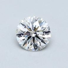 Recommended Stone #4: 0.56-Carat Round Cut