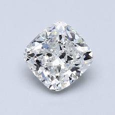 Recommended Stone #1: 1,02-Carat Cushion Cut