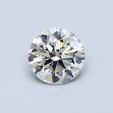 推薦鑽石 #2: 0.64  克拉圓形切割