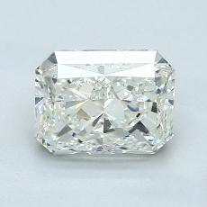 Recommended Stone #3: 1.71-Carat Radiant Cut