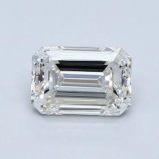 Recommended Stone #3: 1.02-Carat Emerald Cut