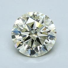 Recommended Stone #4: 3,12-Carat Round Cut