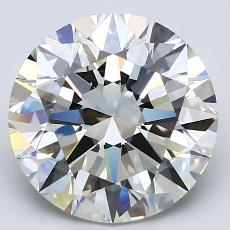 Recommended Stone #2: 3,80-Carat Round Cut