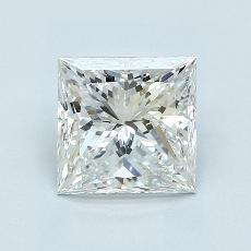 Recommended Stone #1: 2.02-Carat Princess Cut