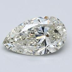 Recommended Stone #1: 1.50-Carat Pear Shaped