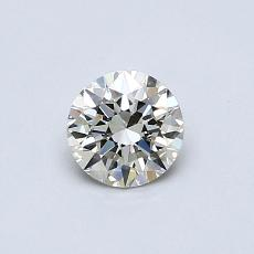 Recommended Stone #4: 0.46-Carat Round Cut