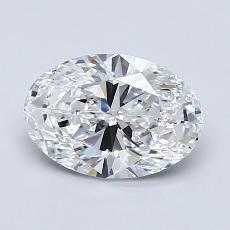 Recommended Stone #3: 1.20-Carat Oval Cut