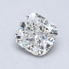 Recommended Stone #3: 0.91-Carat Cushion Cut