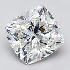 推薦鑽石 #1: 2.51 克拉墊形切割