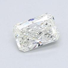 Recommended Stone #4: 0.90-Carat Radiant Cut