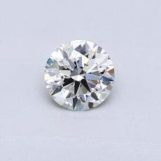 Recommended Stone #1: 0.40-Carat Round Cut