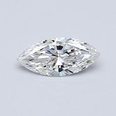 Current Stone: 0.37-Carat Marquise Cut