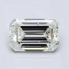Recommended Stone #1: 2.00-Carat Emerald Cut