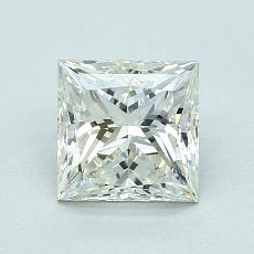 Recommended Stone #1: 1.63-Carat Princess Cut