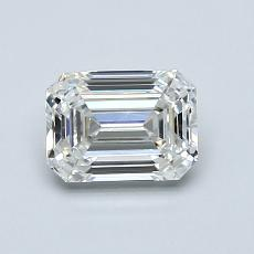 Recommended Stone #1: 0,90-Carat Emerald Cut