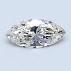 Recommended Stone #1: 0,75-Carat Marquise Cut