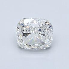 Recommended Stone #4: 1.00-Carat Cushion Cut