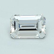 Recommended Stone #4: 0.90-Carat Emerald Cut