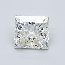 Recommended Stone #3: 1.21-Carat Princess Cut