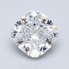 Recommended Stone #3: 1.55-Carat Cushion Cut