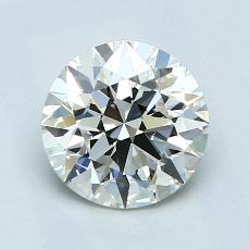 Recommended Stone #3: 1,20-Carat Round Cut
