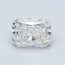 Recommended Stone #4: 1.00-Carat Radiant Cut
