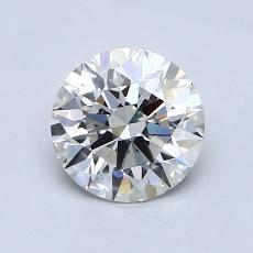 1,23 Carat Rond Diamond Idéale G VS1