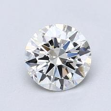Recommended Stone #4: 1,00-Carat Round Cut