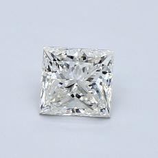 推荐宝石 4:0.70 克拉公主方型切割