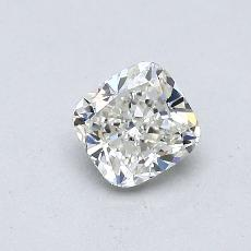 Recommended Stone #2: 0.50-Carat Cushion Cut