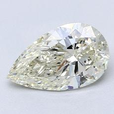 Recommended Stone #2: 1.50-Carat Pear Shaped